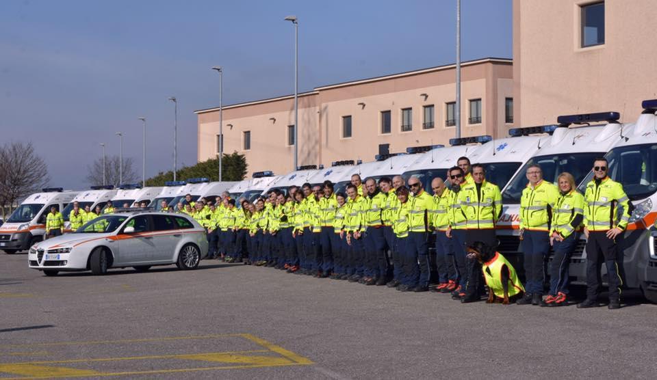 InterSOS team e flotta